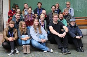 Gruppenphoto Große Runde 2016